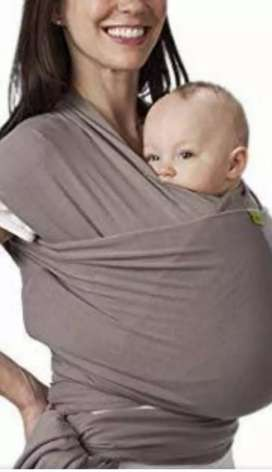 New baby absorb urine mat and baby holding and baby carrier