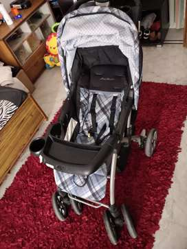 Baby stroller walker and Dining table