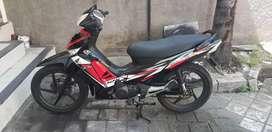 Sepeda motor merk Honda,type Supra X. Tahun 2007