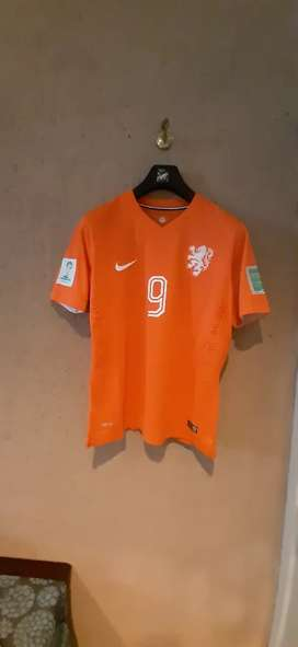 jersey timnas Belanda