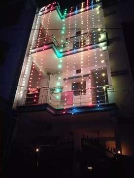 Hostel constructed in 173sq yardsat sudhowala