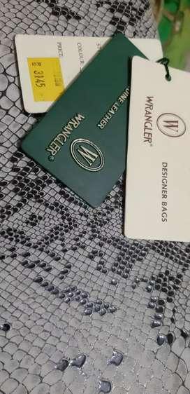 Wrangler designer bag for ladies