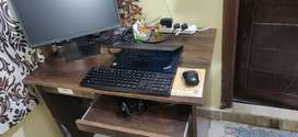 New Computer Table and Office Chair