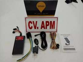 Agen GPS TRACKER gt06n pengaman motor/mobil, gratis server