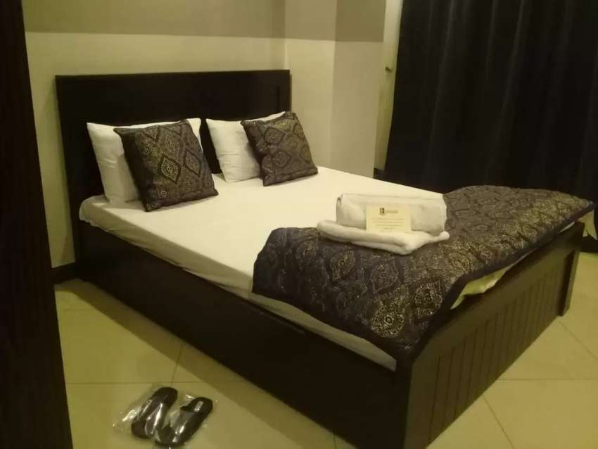Bahria Heights 2  studio Apartment Fully Furnished For Rent in Bahria 0