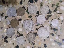 Old Indian Coins