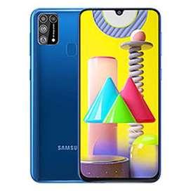 Samsung M31 3months phone