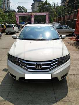 Honda City 1.5 V AT Sunroof, 2013, Petrol