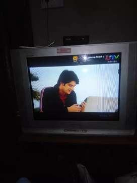 Samsung TV 30 inch price 5000 rupaye Tata sky set top box chatri