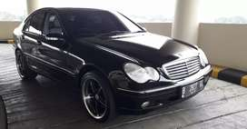 Merc Benz C240 Sunroof AT