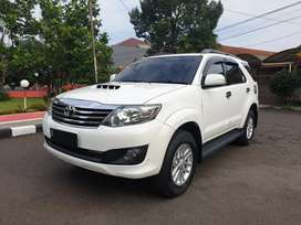 Toyota Fortuner 2.5 G VNT AT 2013 Matic