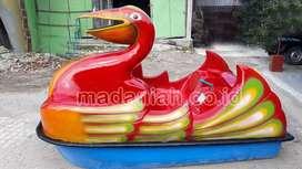 Jual Murah Sepeda Air Fiberglass Model Bangau Sukoharjo