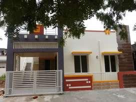 East facing 30*40 house in Ips srinivas nagar Police layout