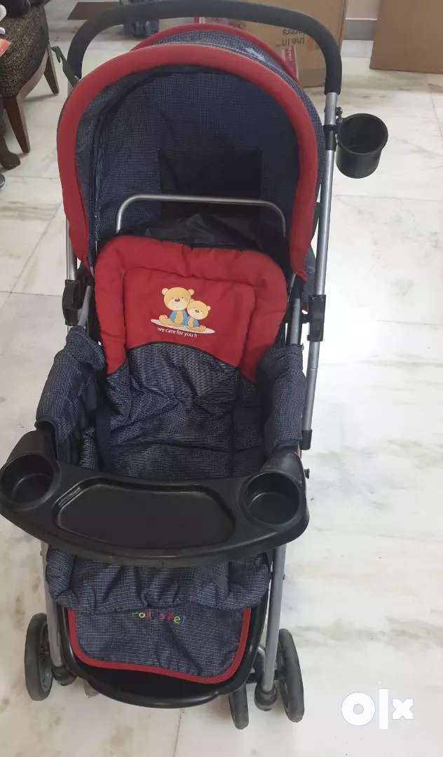 Pram for kids in new condition 0