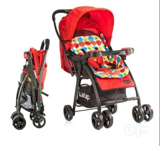 Branded (LuvLap) Baby Pram / Strawler 0