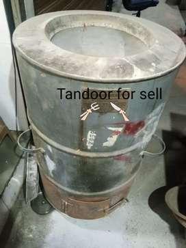 Full size Tandoor