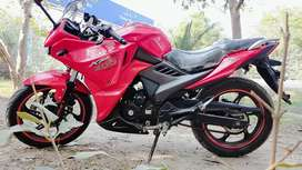 Zximco ko heavy bike 2017 model red clr