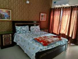 11 marla full furnished hoouse for rent in DHA for short/long stay