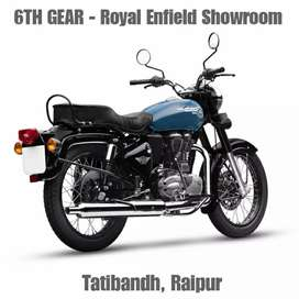 ROYAL ENFIELD at easy Finance