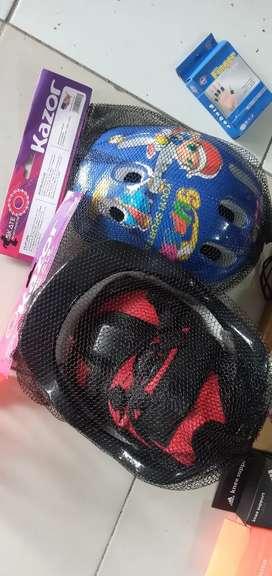 Helm deker sepatu roda & skateboard,helm sepatu roda,helm skateboard