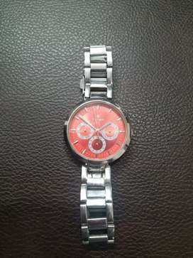 original Titan brand sparingly used watch