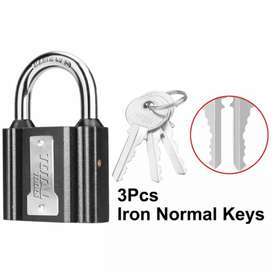 Gembok besi - Iron padlock TLK31631