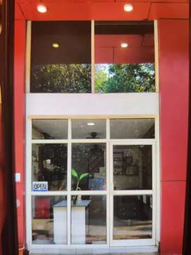 Furnished Salon for rent in Vagator main road