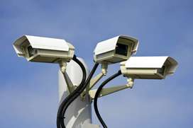 CCTV 4 Camera Now You Can Sleep with Confidence Because its Awake alw