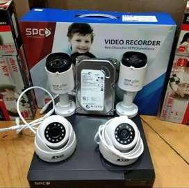 Ali nyari bidang pemasangan camera CCTV