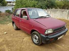 Maruti Suzuki 800 AC BS-III, 1999, Petrol
