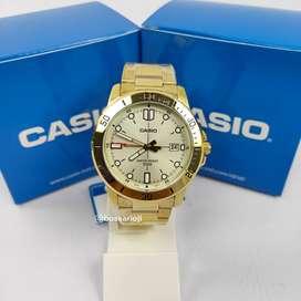 Jam Tangan Casio MTP-VD01G-9EVUDF