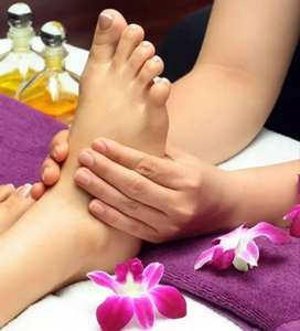 Need male massager part time work in spa