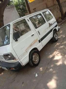Maruti Suzuki Omni 8 Seater BSII, 1998, LPG