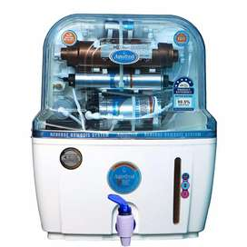 Water Filter Ro+Uf+Uv+Mineral+Tds Controller 12 stages 10 Ltr