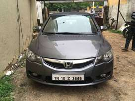 Honda Civic Automatic 2010 well maintained