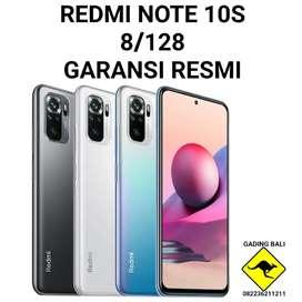 Xiaomi Redmi Note 10S Ram 8 Internal 128 Gb Garansi Resmi