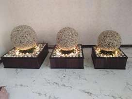 Sphere fountain, Ball fountain, Round fountain,