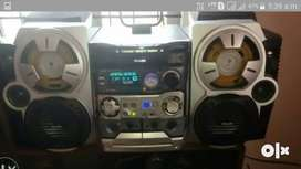 Philips mini Hi Fi system for sale