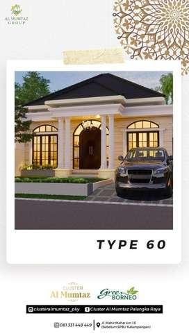 Dijual Rumah type 45, 60, & 80