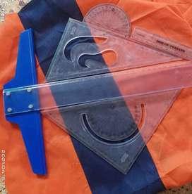 Set square tools