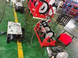 Mesin Penyambung-Las Pipa HDPE SHD 450 Hydraulic