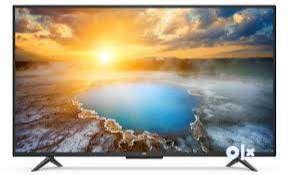 40 INCH QLED SMART TV+ FREE STABILIZER