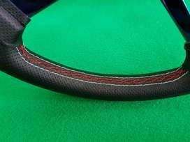 stir racing Nardi deep corn rainbow red stitch Import