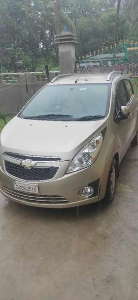 Chevrolet beat lt well maintained