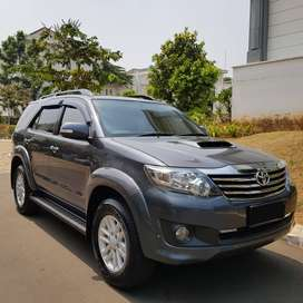 Toyota Fortuner G TRD 2014 Automatic AT Diesel