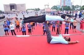 i m AJAY power yoga pregnancy yoga aastang yog