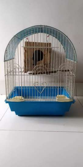 Bird cage and 1 kg Rale