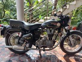 Bullet 350 Standard Left Side Brake Model - Only for EKM buyers