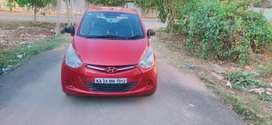 Hyundai EON 2014 Petrol Well Maintained lady's driven car