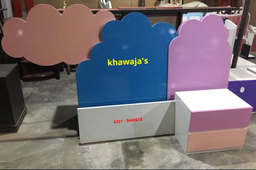 Excellent Finishing Bed 4 kids ( khawaja's Fix price 0